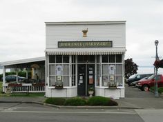 Great place to eat and see a bit of old time Steilacoom Wa.