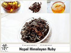 nepál tea