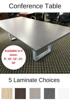 Modern Steel Frame Support Persons Conference Table Hot Sale - Round conference table for 12