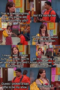 That's So Raven. man I miss that show