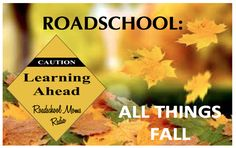 Ahh Fall! What a great time for roadschooling! From leaf portraits to finger print fall trees. From delicious fall treats to hearty fall recipes. In this episode, the Roadschool Moms talk all things fall and share their favorite autumn adventures.