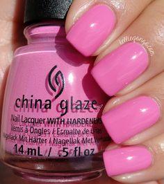 China Glaze Don't Mesa With My Heart // kelliegonzo.com