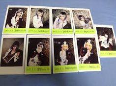 0.1g no gosan band photos or cards?