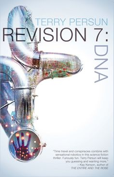 "Tara Wood interviews @Terry Persun and reviews his newest release 'Revision 7: DNA.' >>> ""Terry Persun has taken a firm grasp of the genre and created something new, but still remained true to the hallmarks of good science-fiction."""