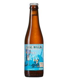Taras Boulba Beer Bottle