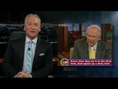 Bill Maher- Ann Coulter & Pat Robertson - YouTube