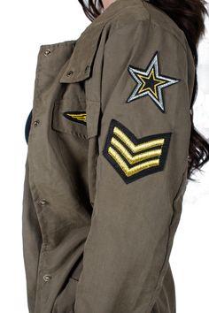Combat Maverick Jacket