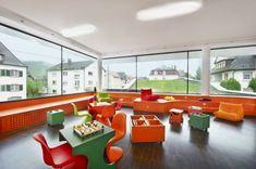 13 Oberkirch media centre interior zona infantil