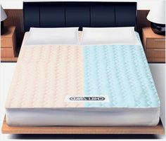 "Running out of ways to induce a comfortable night's sleep ? <strong>psfk, the pad uses soft medical grade silicone tubing to circulate regular water through its surface. No more chilly nights in the winter or lack in sleep due to summer heat. The developers of the project explain the technical details: ""<em>The control unit heats or cools regular water to your set temperature and circulates it through the pad, generally achieving temperatures between 55°-110°F on the bed surface. A therm"