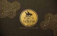 Porta Mokha - Branding and Food Packaging on Behance