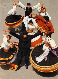 Krk, Croatia- dancing