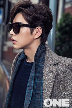 Park Hae Jin posed for Korean-Chinese 'ONE' magazine in Hong Kong
