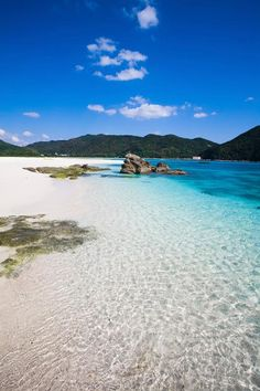 Go tropical in the historic Okinawa, Japan