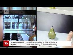 Sony Xperia Tablet Z vs New iPad (4)