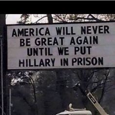 She should be held accountable just like EVERYONE else-the crimes and the CORRUPT COVERUP by the doj, FBI and obaba lets Americans know our system is rigged