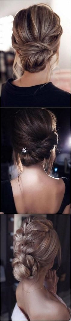 elegant updo wedding hairstyles 1 by meghan, ., elegant updo wedding hairstyles 1 by meghan, hairstyle hairstyles There's no challenge with flicking by way of a early spring hair tendency report. Hairstyle Bridesmaid, Bridal Hair Updo, Wedding Updo, Wedding Nails, Bridesmaid Bun, Prom Updo, Chignon Hair, Wedding Makeup, Updo Curls