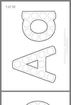 Phonemic Awareness Activities, Toddler Learning Activities, Preschool Learning Activities, Free Preschool, Preschool Worksheets, Kids Learning, Kindergarten Freebies, Alphabet Letter Crafts, Preschool Letters