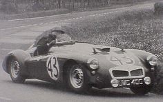MG EX172 Le Mans 1951