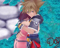 Otaku, Sora And Kairi, Sora Kingdom Hearts, The Time Machine, A New Hope, It Goes On, Boy Or Girl, The Past, Childhood