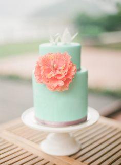 Themakleur mintgroen op je bruiloft | ThePerfectWedding.nl