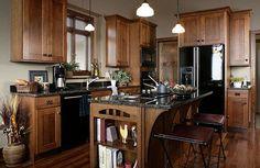 Best Cuisines En Bois Images On Pinterest In Furniture - Des cuisines en bois