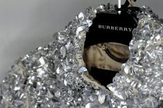 Burberry sequined trench - BRING IT ON!!!!!!!!!!!!!!!!!  - For more visit www.These-2-Hands.com -