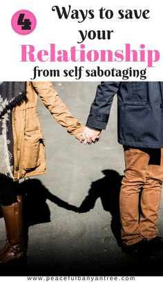 Self sabotaging a relationships dating