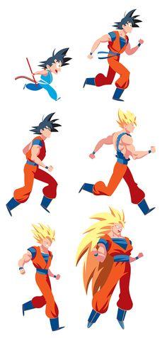 Dragon Ball infographic