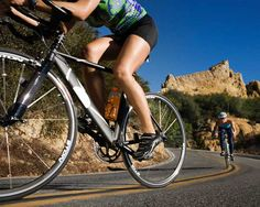 This 12-week training program will prepare you for the sprint triathlon distance, which consists of a half-mile swim, 12-mile bike, and 3.1-mile run.