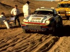 paris dakar porsche - Google Search