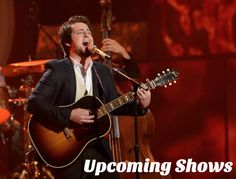 Lee DeWyze Newsletter (Holiday Shows)