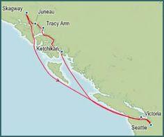 Christian Cruises: Alaska and Christian Classics