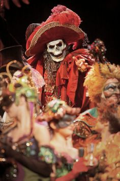 The Red Death #costume from Phantom of the Opera #PhantomOfTheOpera #Theatre
