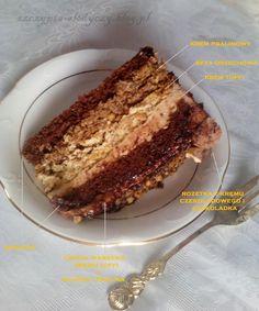 Tort Toffifee PRZEPIS