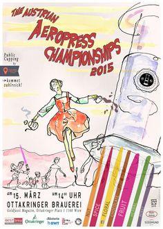 2015 Austrian Aeropress Championship