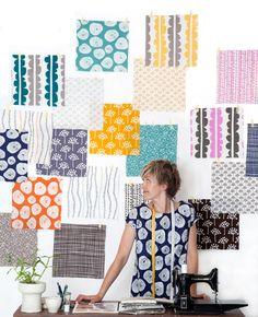 Fabulous Fabrics by Lotta Jansdotter