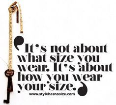 Plus size women pictures and quotes | ... to Inspire Plus-Sized Women ... 1:59 Fashion Week Plus Size