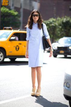 Take a sneak peak into the styles of fashion's leading ladies!
