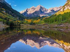 Maroon Bells Colorado by Uwe  Ehlert on 500px
