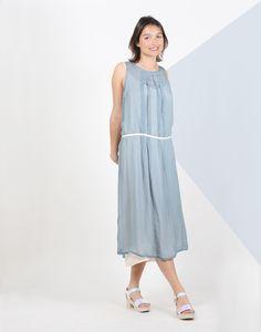 baco silk dress