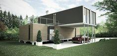 Das Container Haus hat sich heute als innovative Wohnmöglichkeit etabliert, und in diesem Artikel finden Sie Information über seine Vorteile.