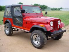 What is the difference between a Jeep Wrangler and a Jeep Red Jeep Wrangler, Cj Jeep, Jeep Cars, Jeep Willys, Jeep Golden Eagle, Jeep Cj7 Renegade, Jeep Quotes, Cool Jeeps, Jeep Accessories