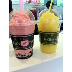 bubble tea | Tumblr ❤ liked on Polyvore featuring food and other