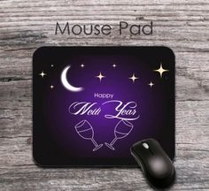 personalized new 2016 new year wishes mouse pad - personalized 2016 new year wishes mouse mat - office decor