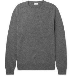 Saint LaurentRibbed Cashmere Sweater