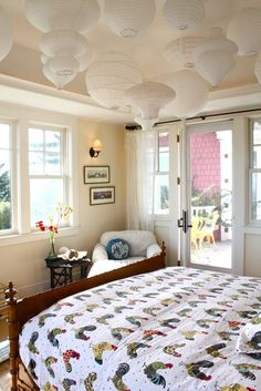 Master Bedroom eclectic bedroom