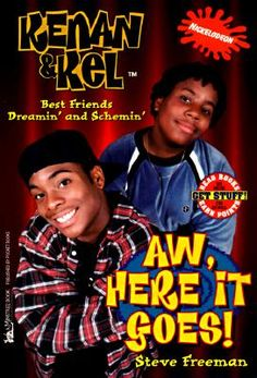 Kenan & Kel was yet another one of my favorites! These two guys definitely inspired me to use humor as my therapy.