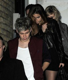PHOTO: Niall Horan spotted out with Victoria's Secret model Barbara Palvin