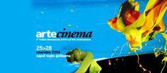 9° Edizione Artecinema - Festival Internazionale di Film sull'Arte Contemporanea - 25/26/27/28 Ottobre 2004 Teatro Politeama | 9th Edition Artecinema - International Film Festival on Contemporary Art - October 25th 26th 27th 28th 2004 Theatre Politeama