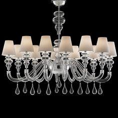 Barovier & Toso Ran Round chandelier